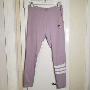 NWT Adidas Tights Leggings Sofvis Size Large
